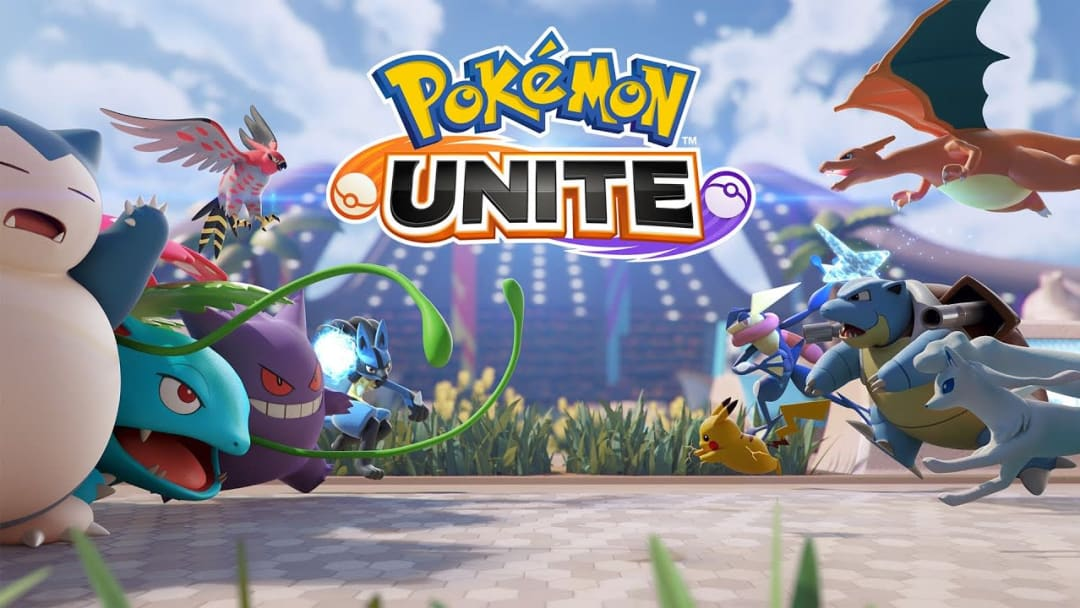 Pokémon Unite is feeding into the competitive nature of the MOBA genre with its ranked ladder system   Photo by Nintendo, The Pokémon Company, Tencent