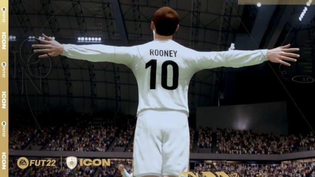 Rooney brilhou no Manchester United