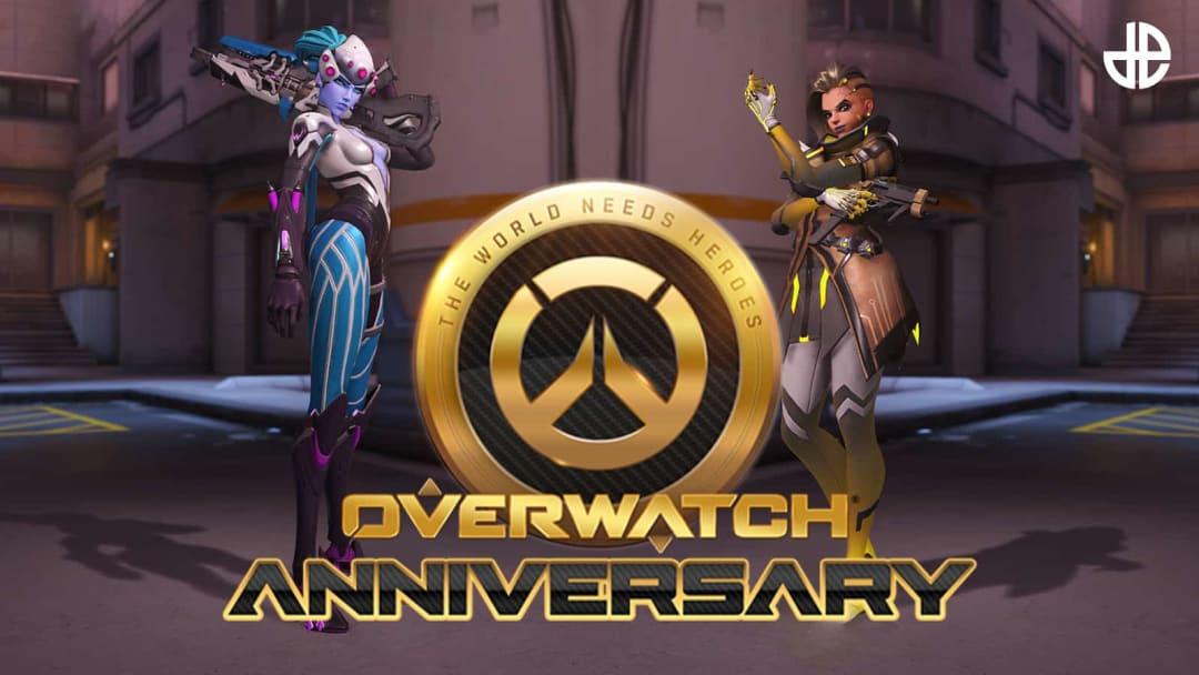 When is Overwatch Anniversary 2021?