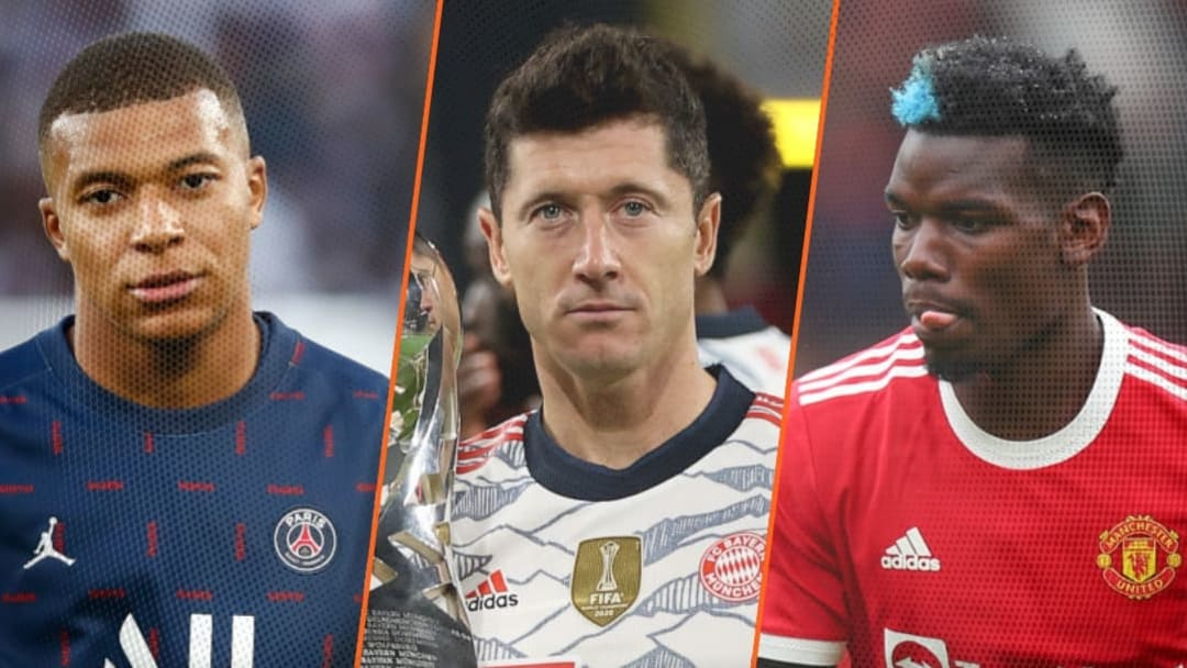 Mbappé, Lewandowski et Pogba au coeur de l'actu mercato.