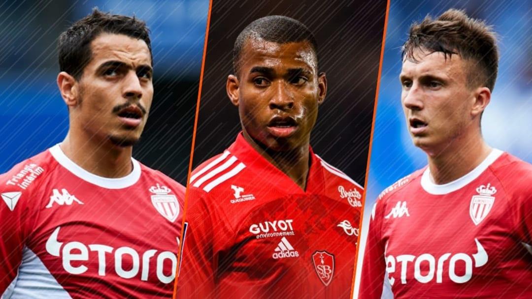 L'AS Monaco se présente avec un onze de départ de grande qualité.