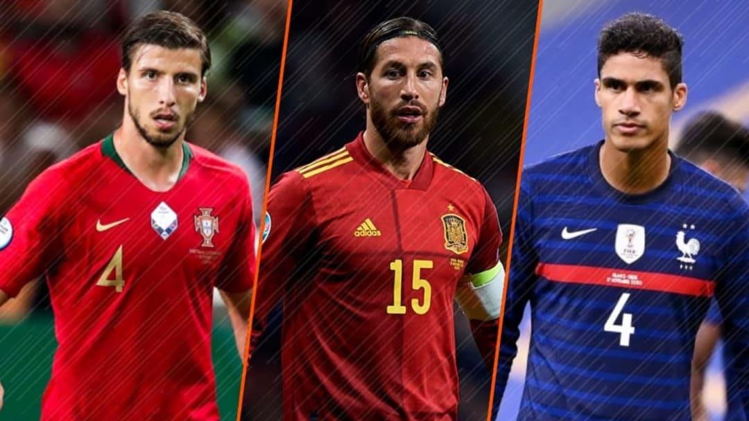 Ruben Dias, Sergio Ramos und Raphael Varane gehören zu den Besten ihres Fachs