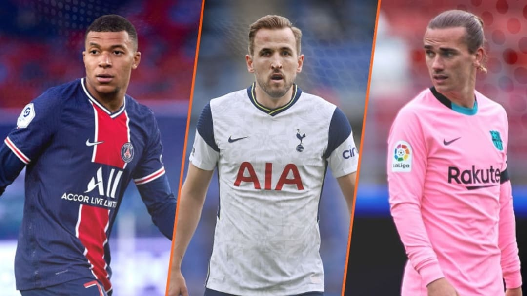 Mbappé, Kane et Griezmann sont au coeur des infos mercato de ce samedi 24 juillet