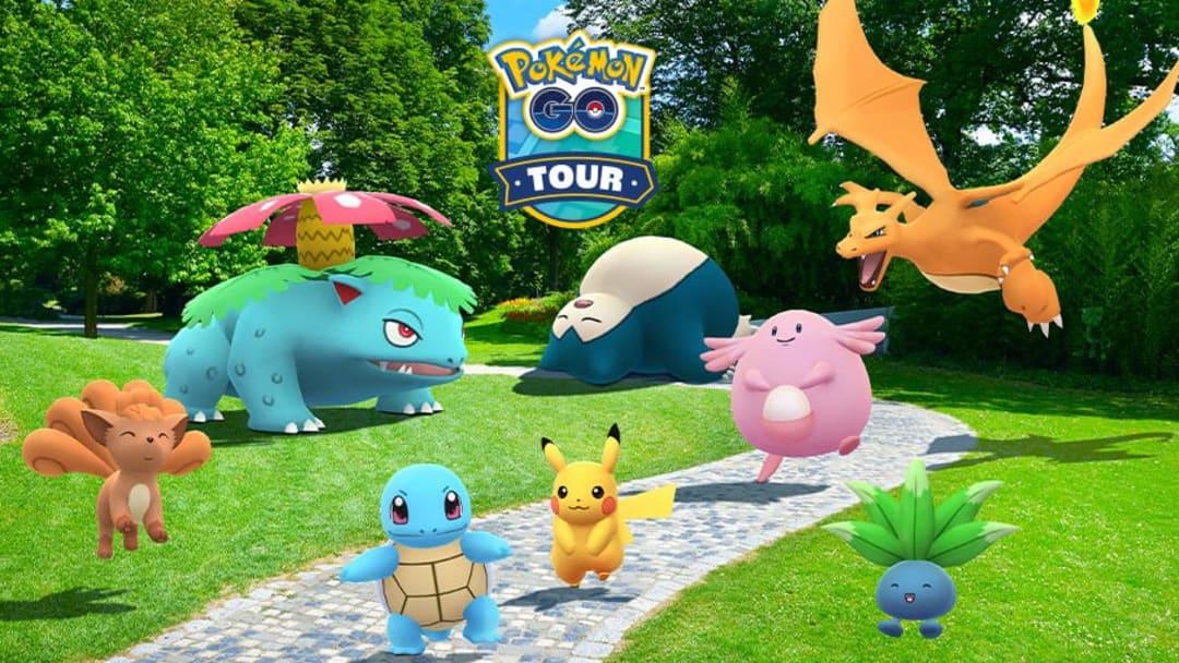Pokémon GO Tour Kanto brings the new Masterwork Research.