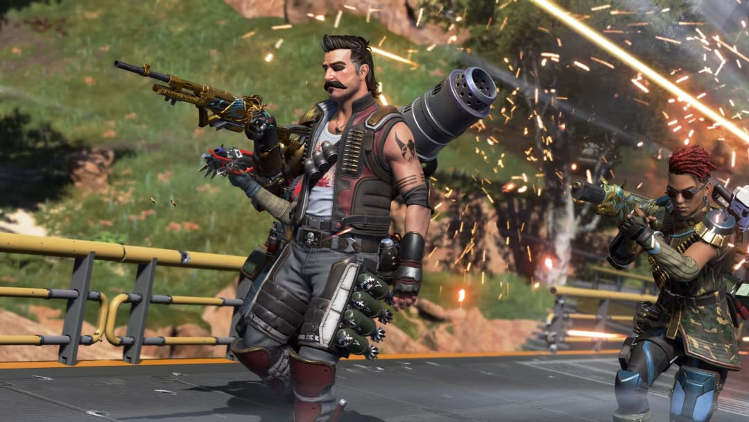 Apex Legends Season 9 may be its first without a new weapon.