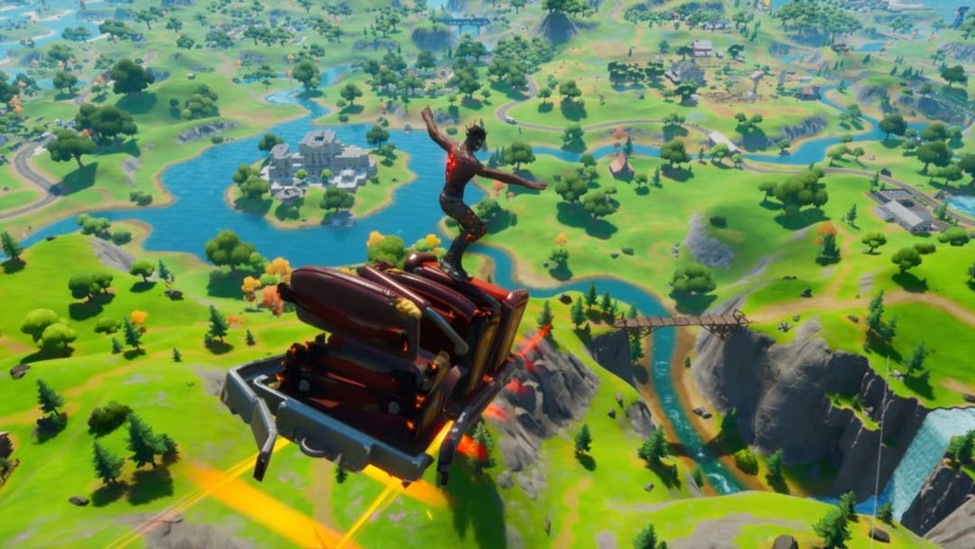 Travis Scott Action Figure was revealed by Epic Games and will cost a pretty penny.