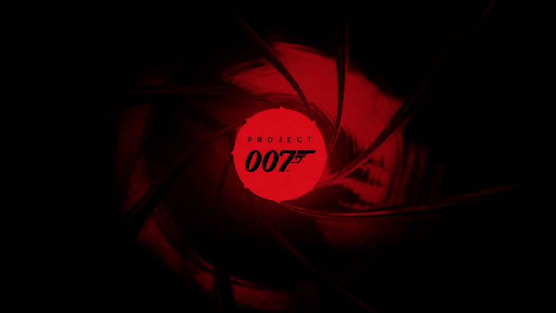 Project 007 is the working title for a new James Bond game from IO Interactive.