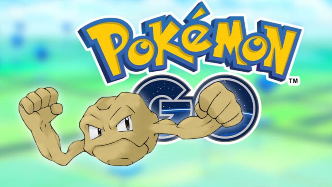 Can you get a Shiny Geodude in Pokémon GO? | Photo by GAMEFREAK and Niantic, Edit by Andrew Lin