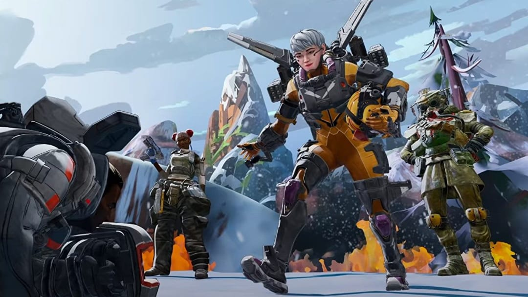 How to Earn Badges in Apex Legends Season 9