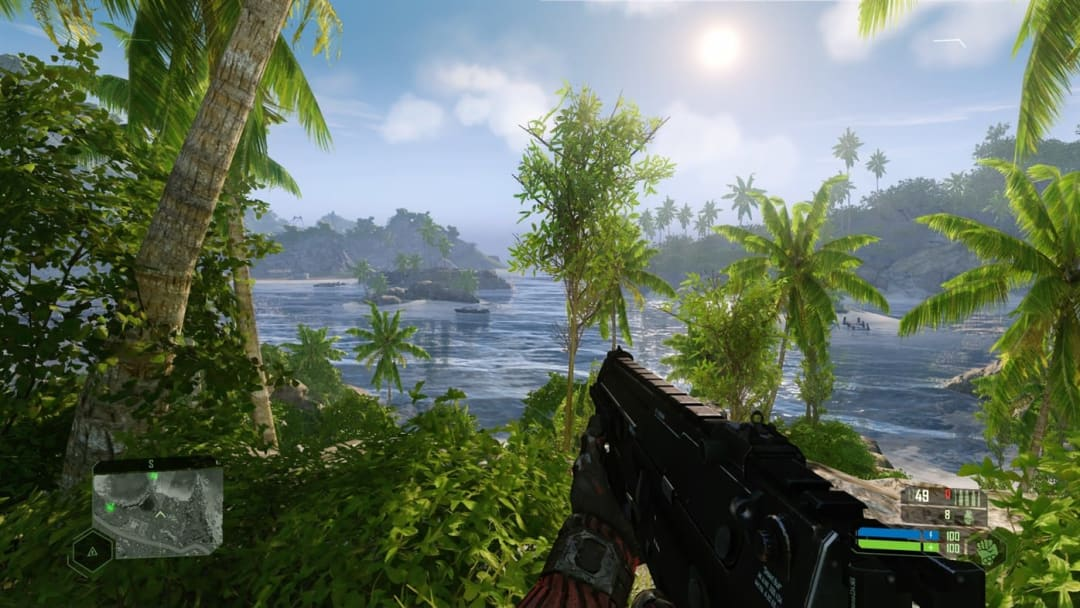 Crysis Remastered's release date leaked on the Microsoft Store on Tuesday.