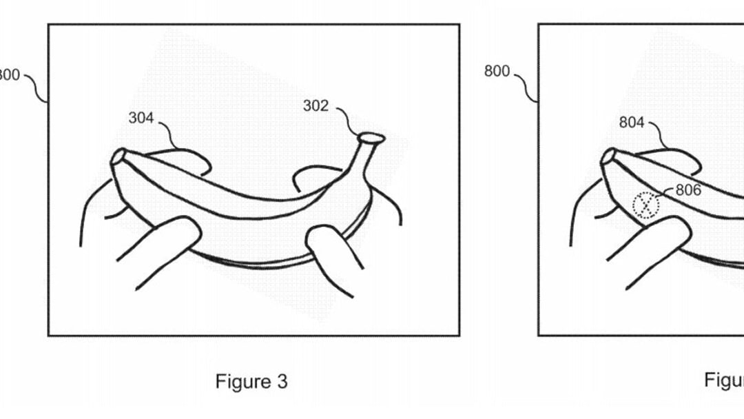 Sony has filed a patent for a new standard of controller: banana.