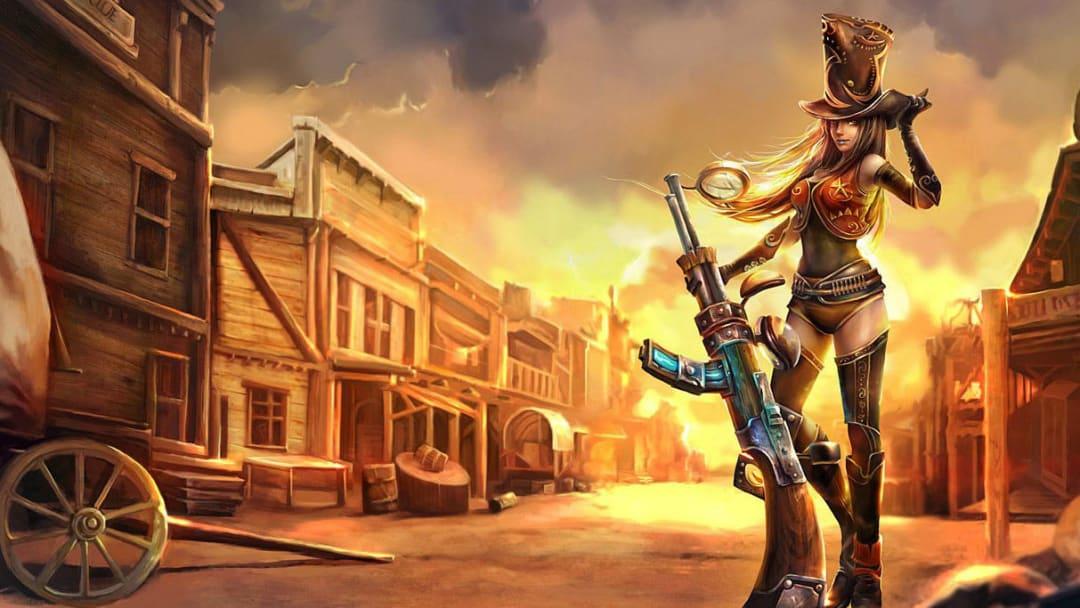 Best Caitlyn Build League of Legends Preseason 2021