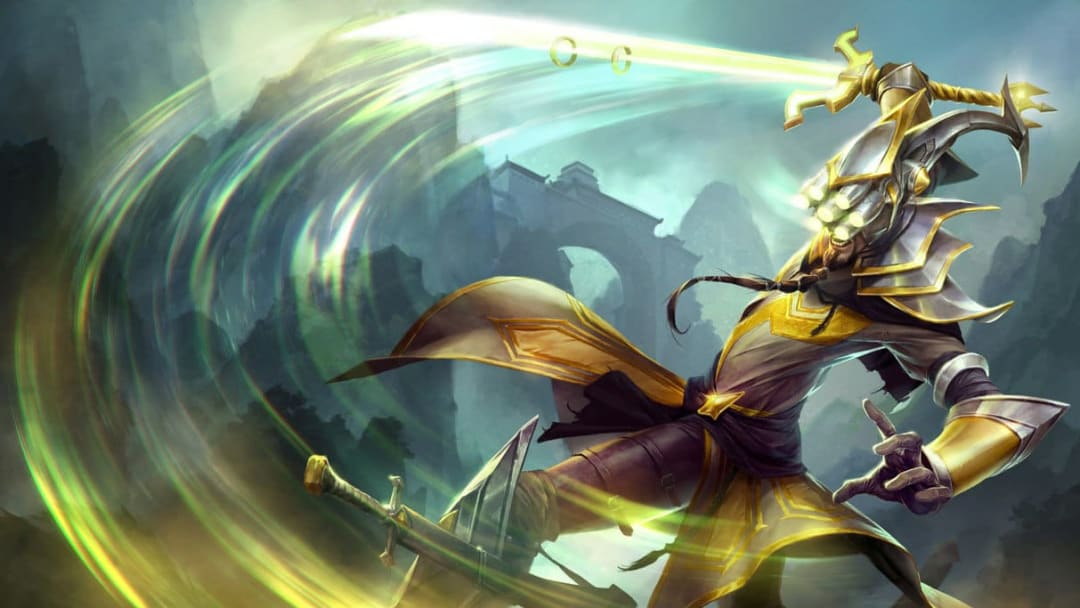 Master Yi is set to receive a buff on Patch 11.5.