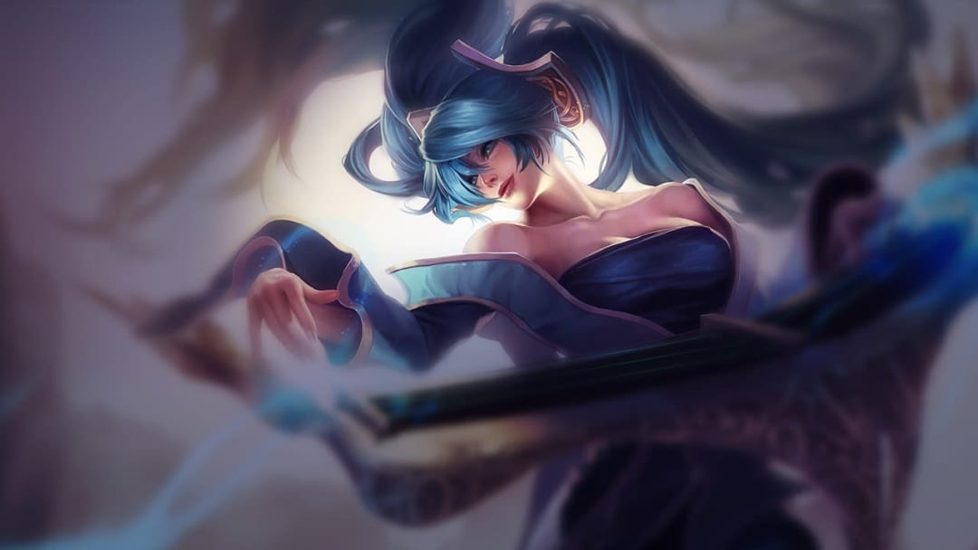 Sona is about to get a much needed facelift to her kit on Patch 11.16.