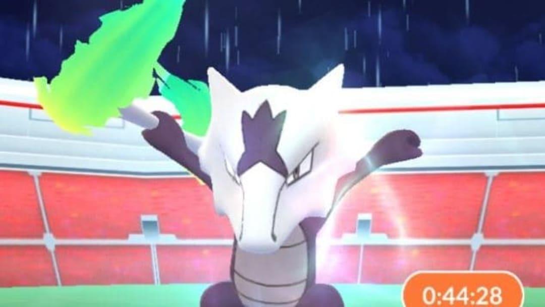 Shadow Bone Pokemon Go