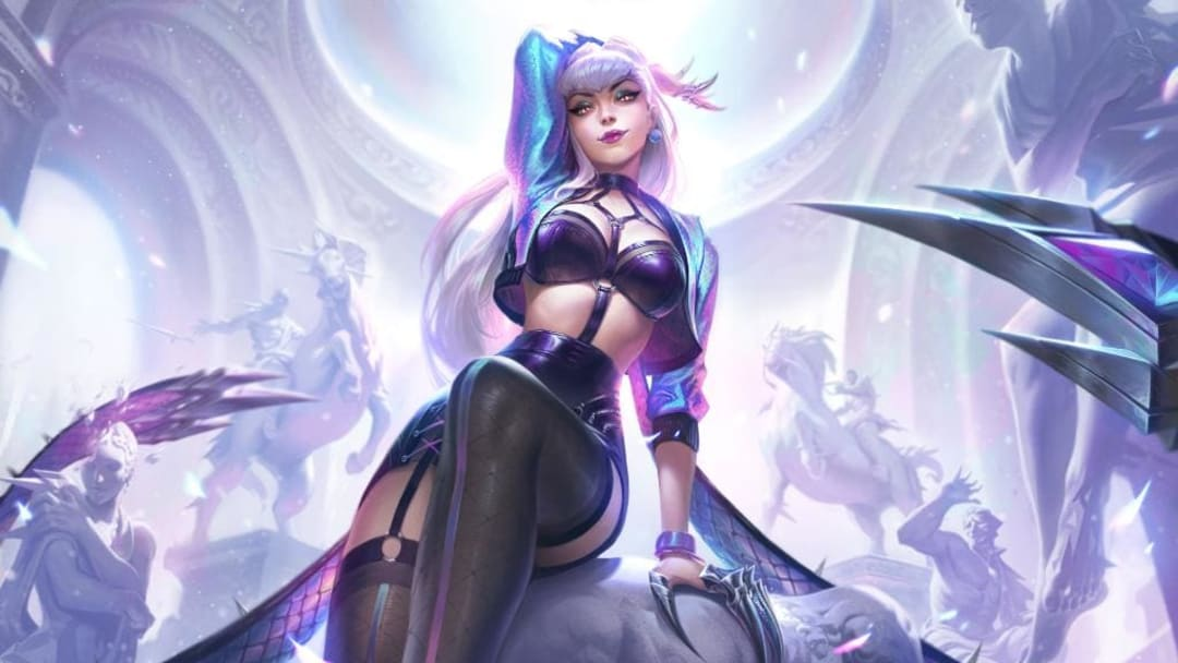 K/DA All Out Evelynn Skin Splash Art, Price, Release Date How to Get