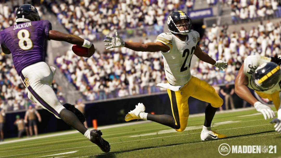 Madden 21 brings with it a return of the X-Factor feature, which premiered in last year's game, dubbed Superstar X-Factor 2.0.