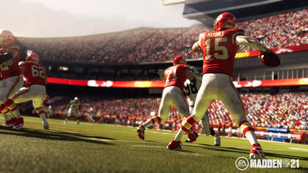 Madden 21 new features are mostly updates to features from last year's game.