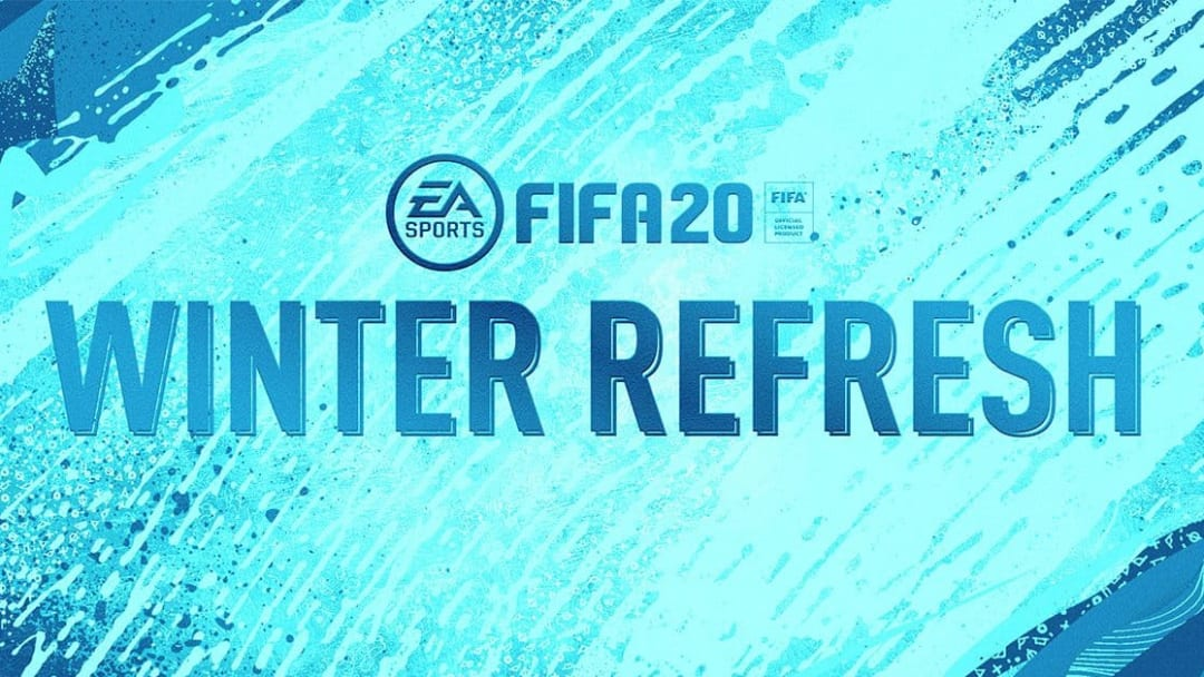 When will Winter Refresh start in FIFA 21