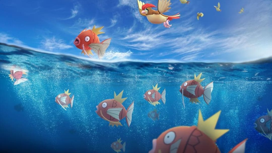 Your guide to everything Magikarp on Community Day.