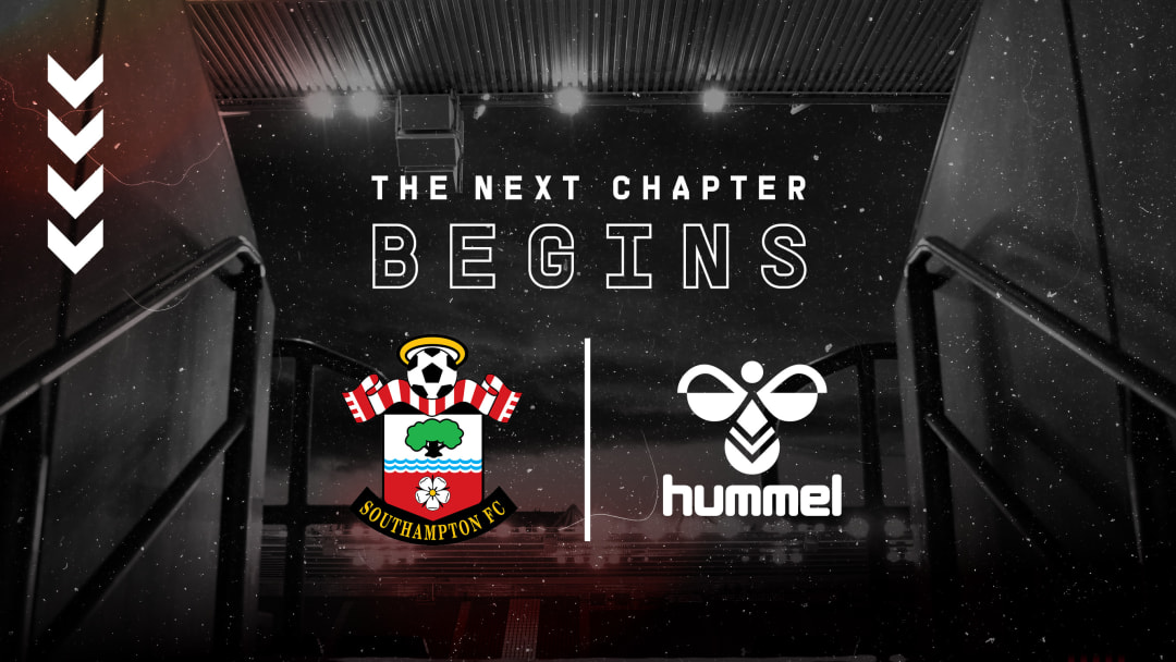 Southampton have joined Everton in signing with Danish brand hummel