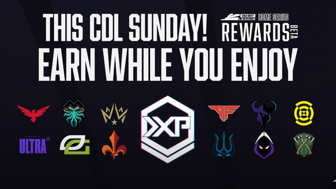 Fans can now link their Activision accounts to the CDL website or COD companion app to earn in-game rewards for their favorite teams.