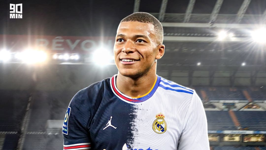Kylian Mbappé bientôt au Real Madrid.