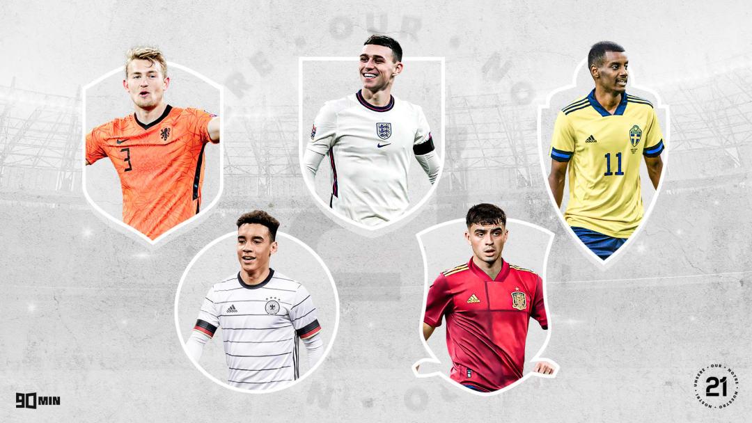 I Nostri 21: la serie di 90min sui giovani talenti di Euro 2020