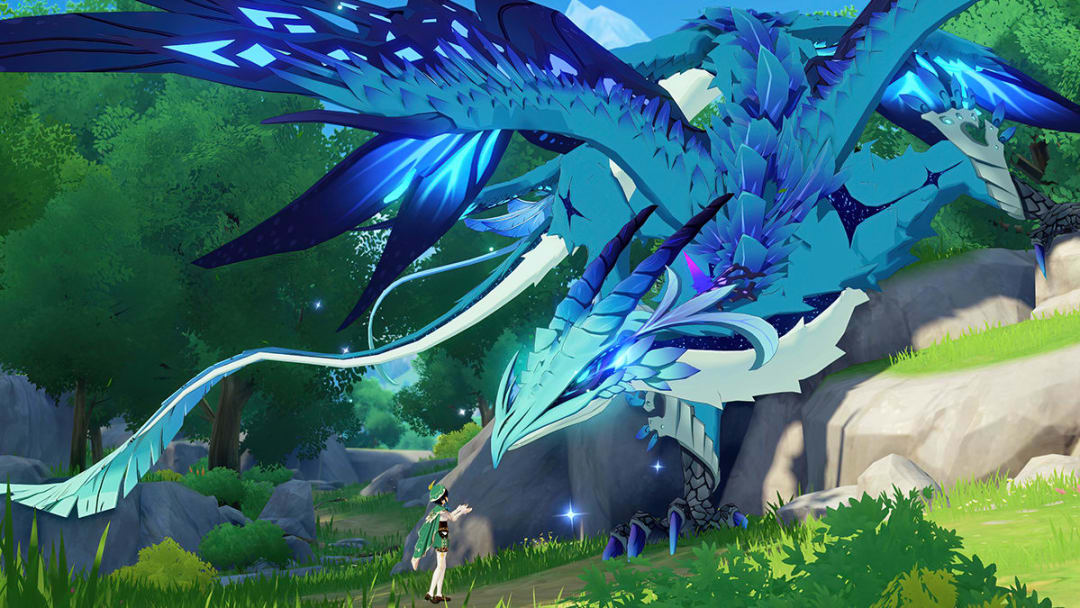 Genshin Impact's Crystal Chunk farming is an important aspect of the new title