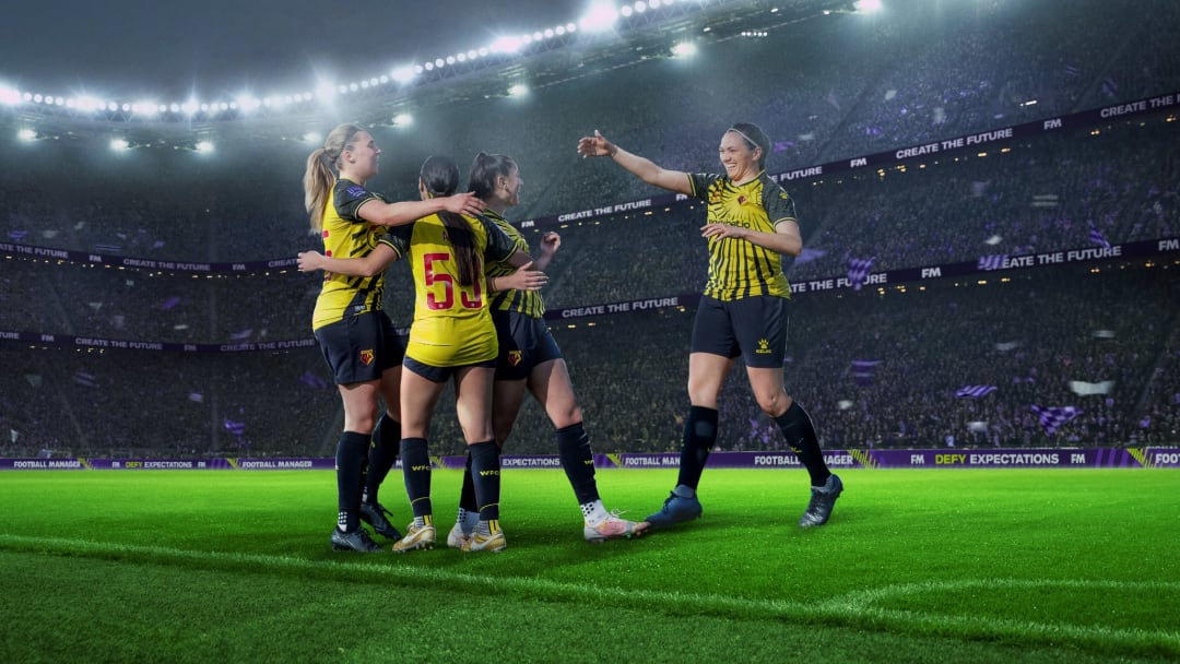 Women's football will, at last, feature in Football Manager