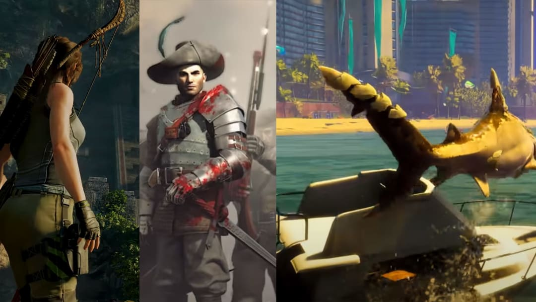 Three new titles are coming to PS Plus.
