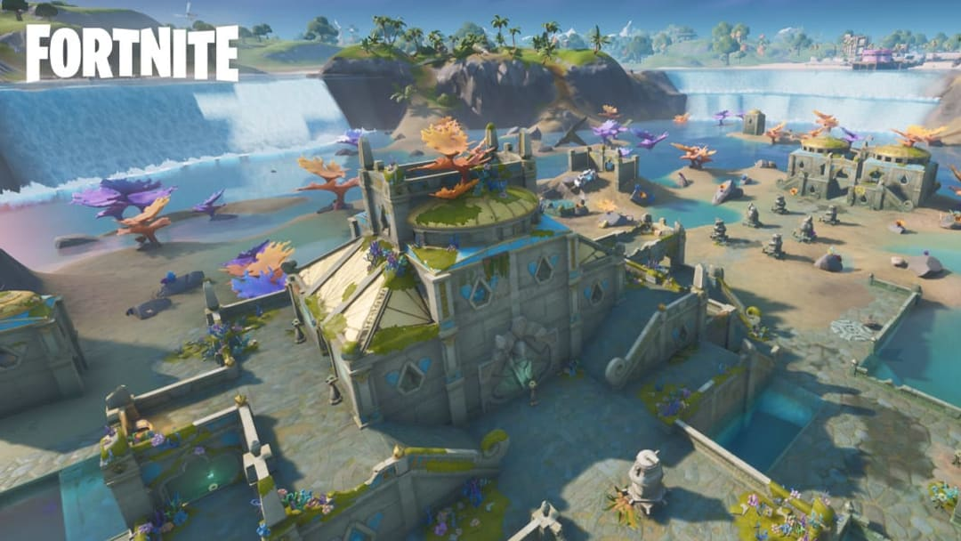 Coral Castle is one of the locations in which you can complete the Week 6 Challenge in Fortnite.