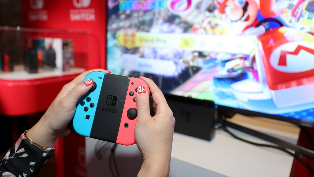 The Nintendo Switch is selling faster than the Wii or the PS4.