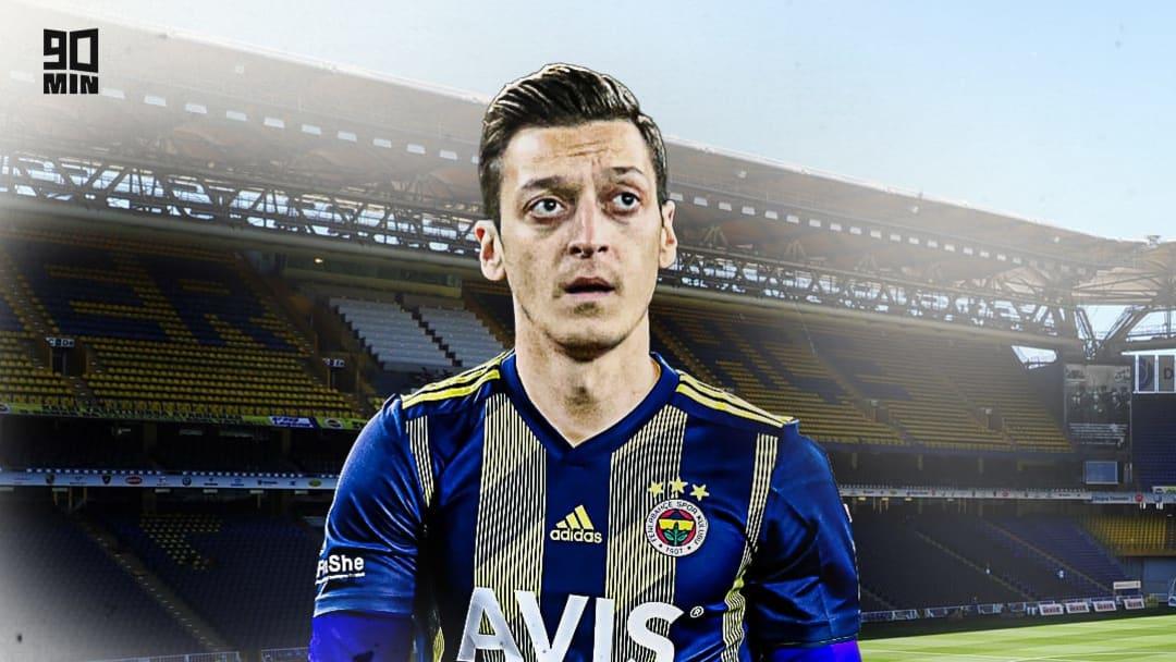 Özil a choisi le 67 en hommage à sa province d'origine