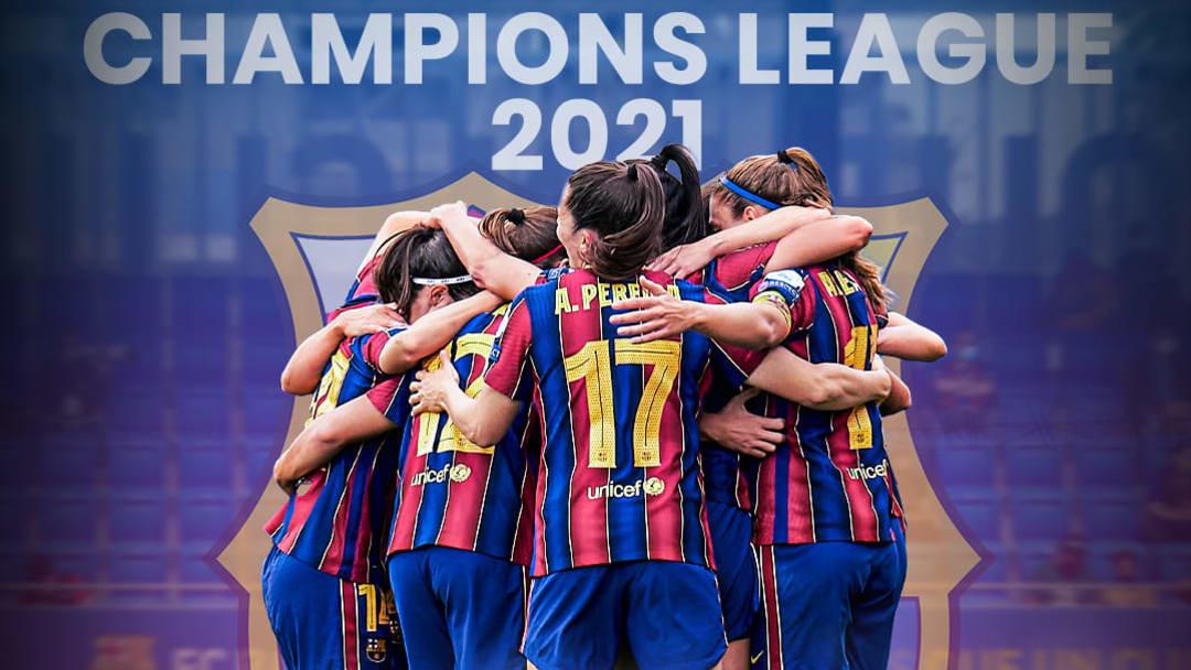 El Barcelona ganó la Champions League femenina