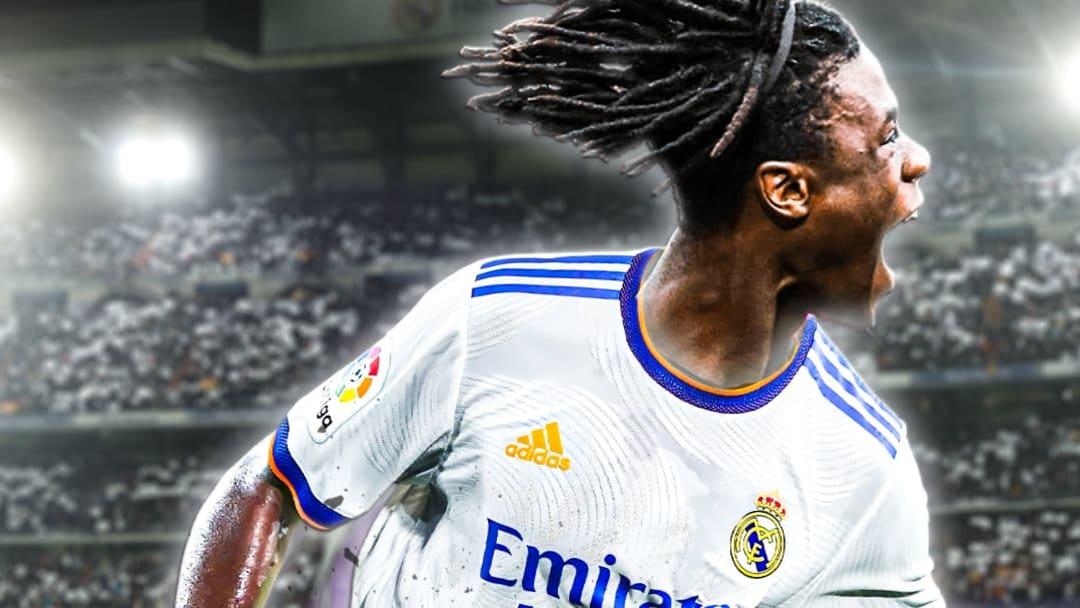 Le jeune milieu de terrain français Eduardo Camavinga s'engage en faveur du Real Madrid