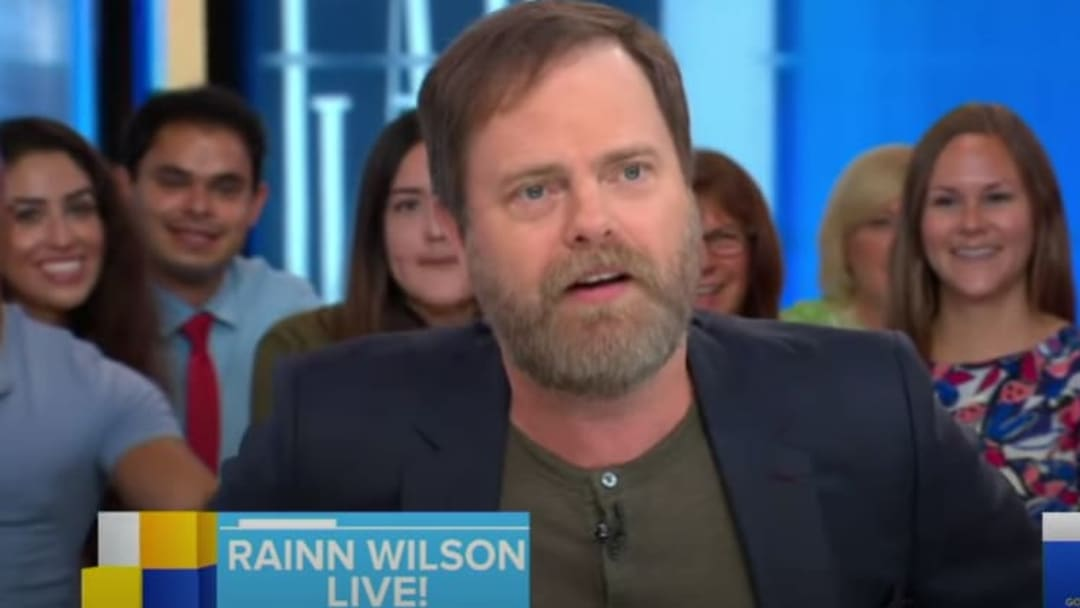 Rainn Wilson revealed which 'Office' character he'd kill off in a reboot of the show.