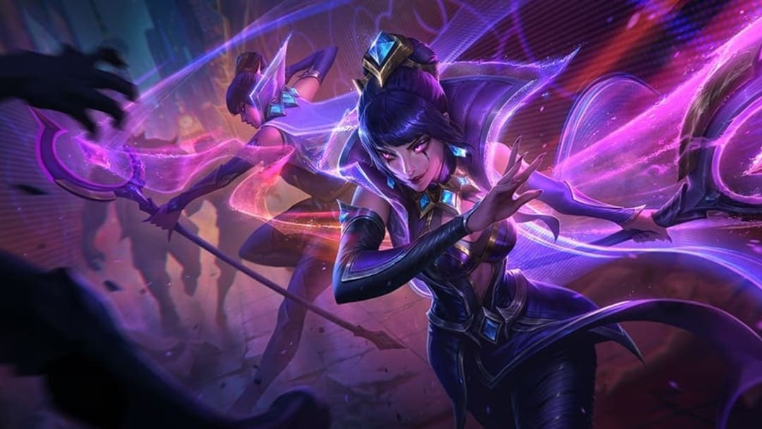 LeBlanc is the customary champion receiving a Championship skin for League of Legends Worlds 2020.