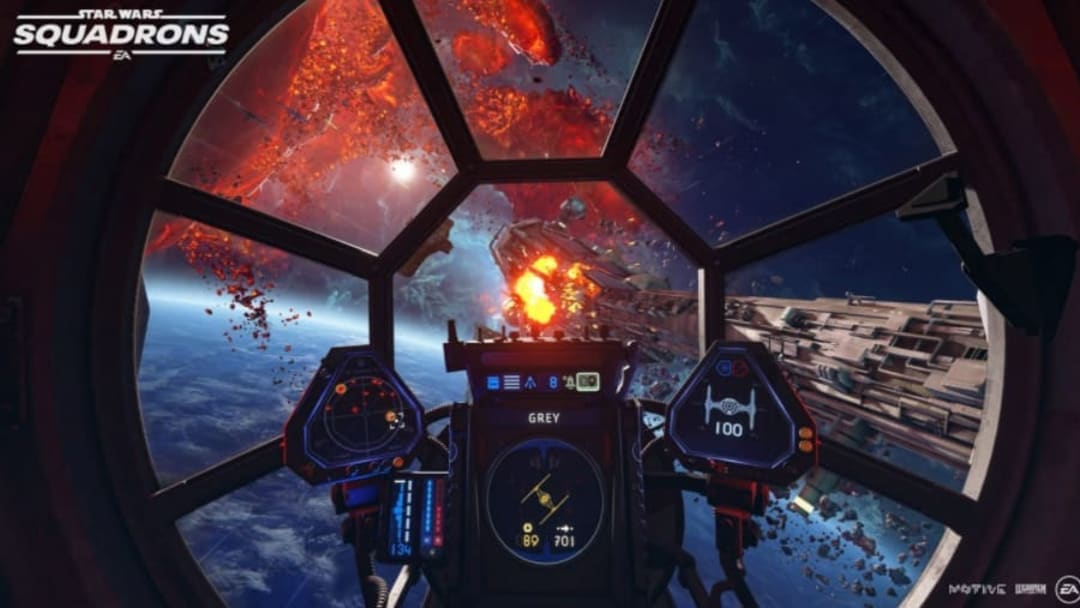 With the recent launch of Star Wars Squadrons, many are wondering how long is the campaign?