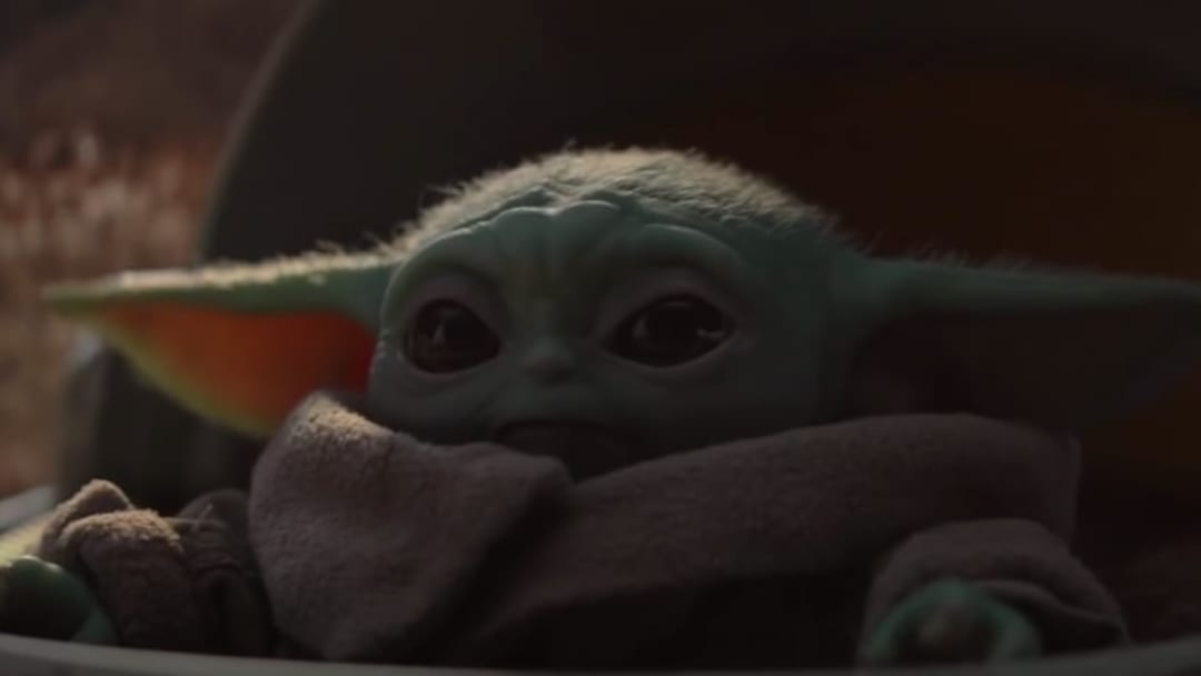 Early concept art from 'The Mandalorian' showed Baby Yoda was once very scary looking.