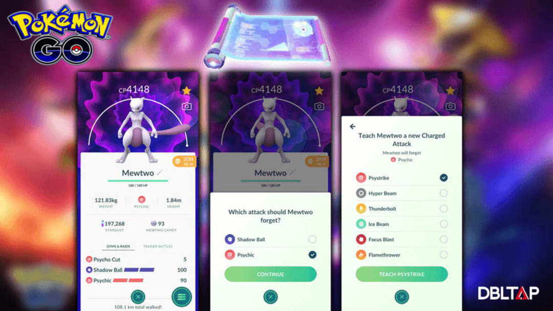 Elite TMs are uber rare items that give you the power to change your Pokémon's move list. Be sure to use them with caution!