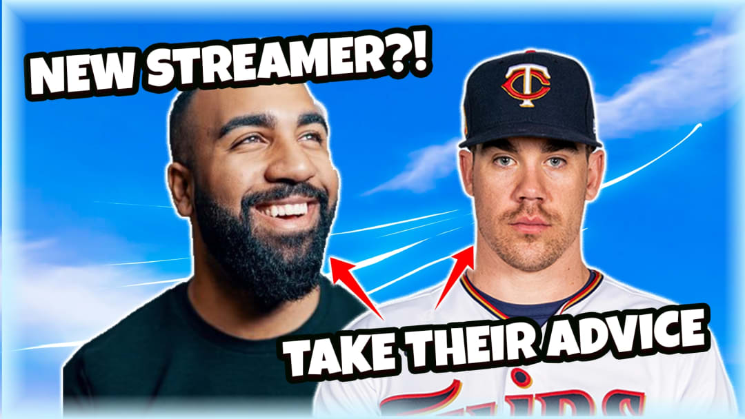 ActionJaxon, Trevor May offer advice on building a streaming audience.