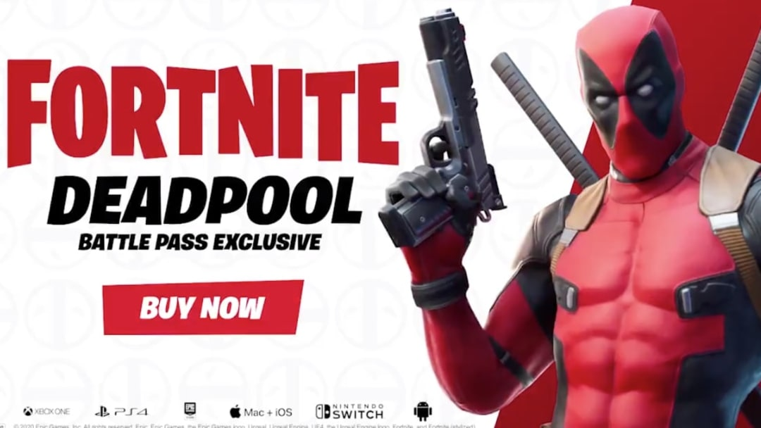The Deadpool Fortnite skin was teased since the new season launched, but players couldn't actually use the skin. That all changed on Friday.