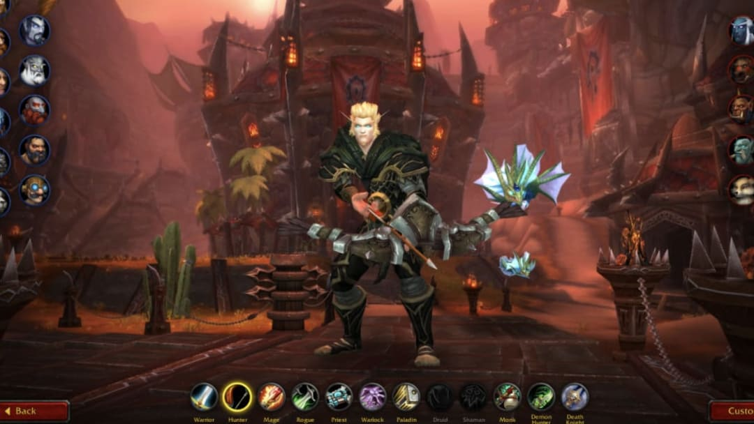 Choosing the best Hunter race in World of Warcraft Shadowlands will barely help your DPS, but the game is about the smallest improvement.