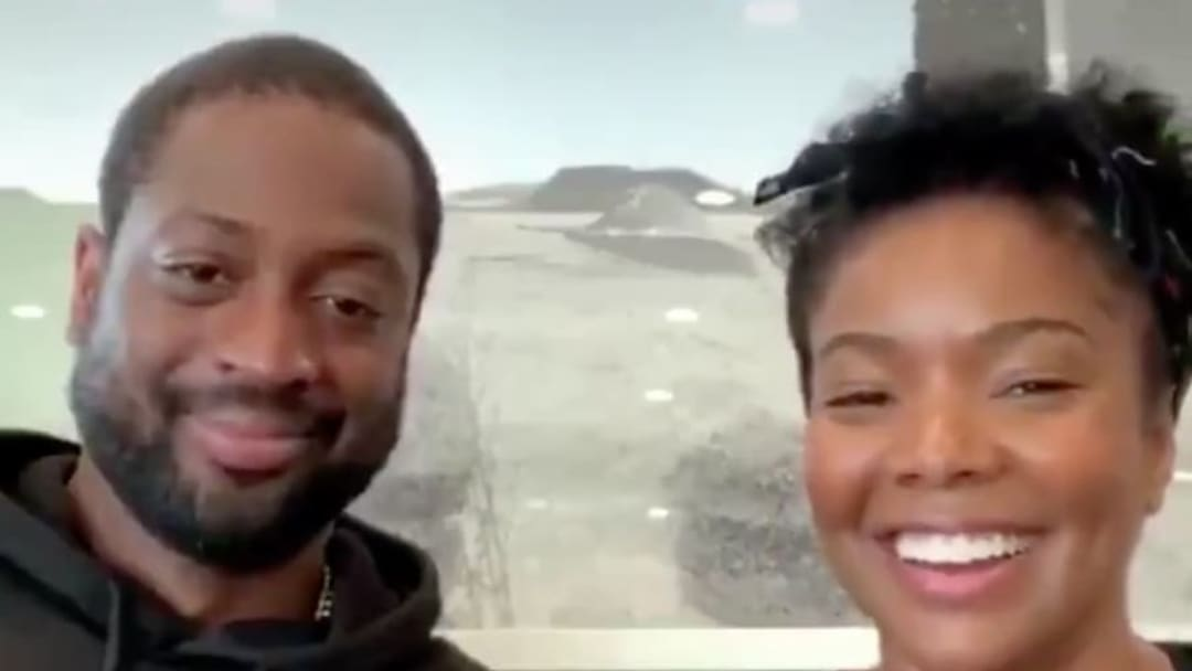 Dwyane Wade and Gabrielle Union roasted Chris Paul for never doing his own laundry