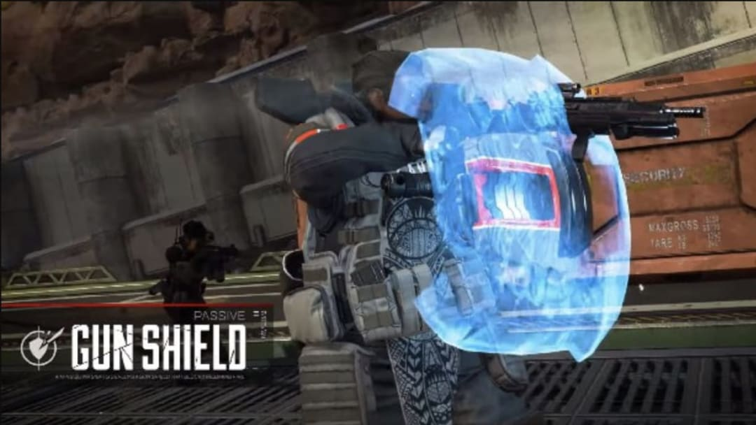 Gibraltar is the tank of the Apex Legends universe with two different shield abilities.