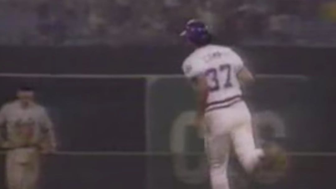 Looking back at the crazy Mets-Braves game from July 4, 1985.