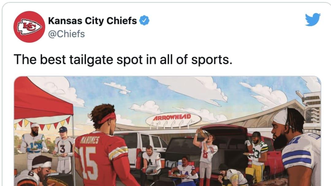 Kansas City Tailgating