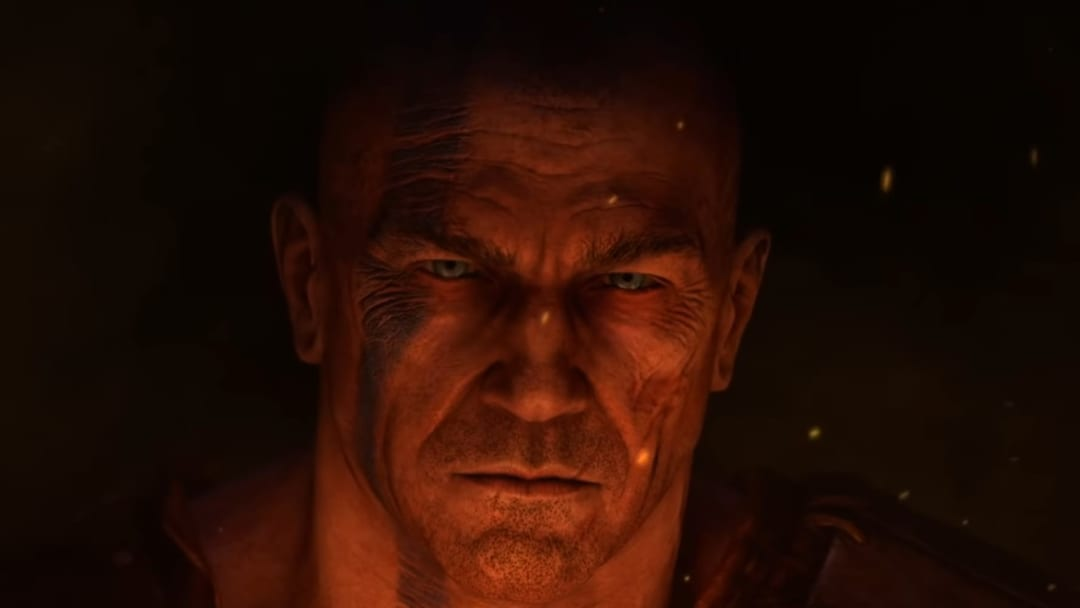 The Barbarian in Diablo II: Resurrected