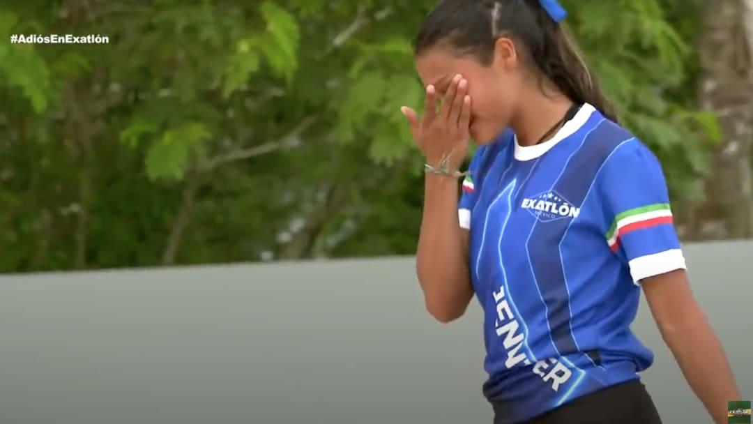 Jennifer Rodríguez es la última eliminada de Exatlón México